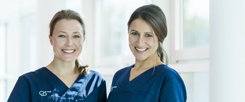 Dr. Frederike Schenke & Dr. Vanessa Vogl